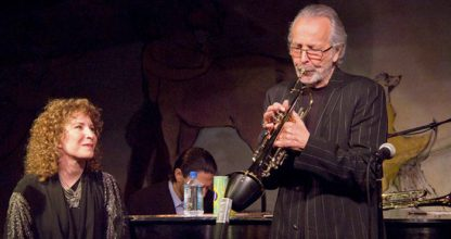 Herb Alpert with the best Bucket Mute Soulo Mute