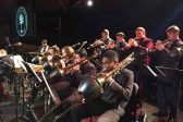 bucket muted brass section
